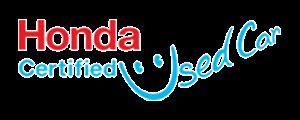 Honda Certified Used Car